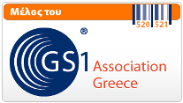 Member of GS1 Association Greece logo